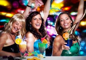 Ночной клуб на Кипре