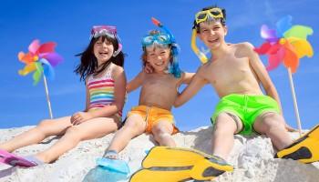 Лагерь для детей на Кипре