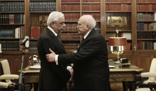 Новый Президент Греции получил поздравление от Президента Кипра
