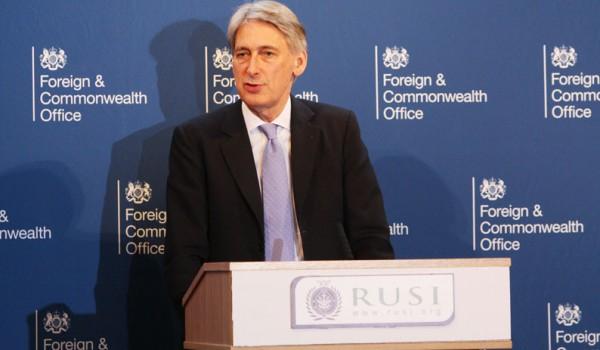 Министр иностранных дел Великобритании посетит Кипр