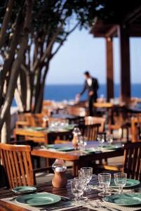 Ресторан Helios в отеле «Анасса»