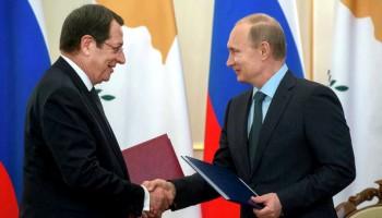 Визит Президента Кипра в Россию