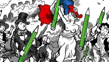 Карикатура за мир