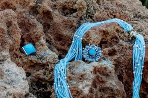 Ювелирные украшения бутика Chris A. Bargilis