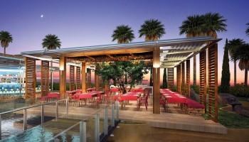 Ресторан отеля Olympic Lagoon Resort Paphos