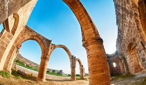 Ruins of Agios Sozomenos temple