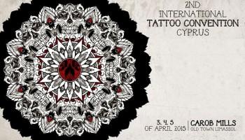 Международный съезд татуировщиков