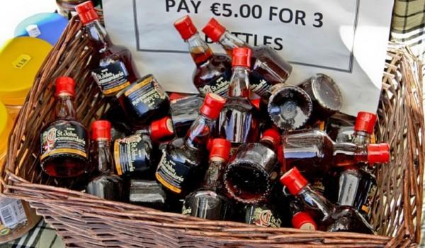 Алкоголь на Кипре: самый низкий индекс потребления