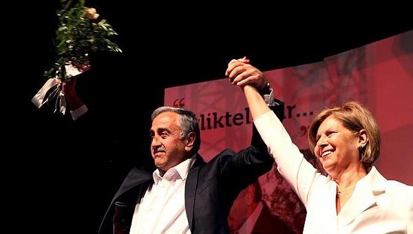 Выборы президента на Северном Кипре завершены