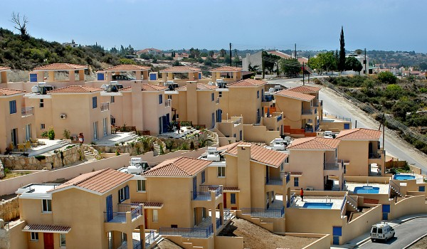 Объем строительства на Кипре снизился на 20%