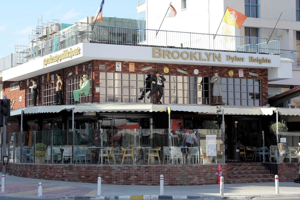 Ресторан Brooklyn Dyker Heights
