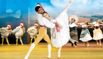 """""""Тщетная предосторожность"""" - Royal Ballet Live"""