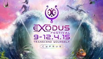 Фестиваль транс музыки ExoDus