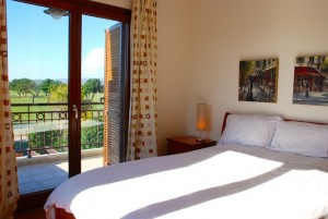 Мезонет с 3 спальнями и видом на гольф-поля