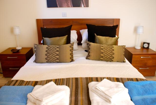 Апартаменты с 2 спальнями рядом с бассейном на курорте «Афродайт хиллс»