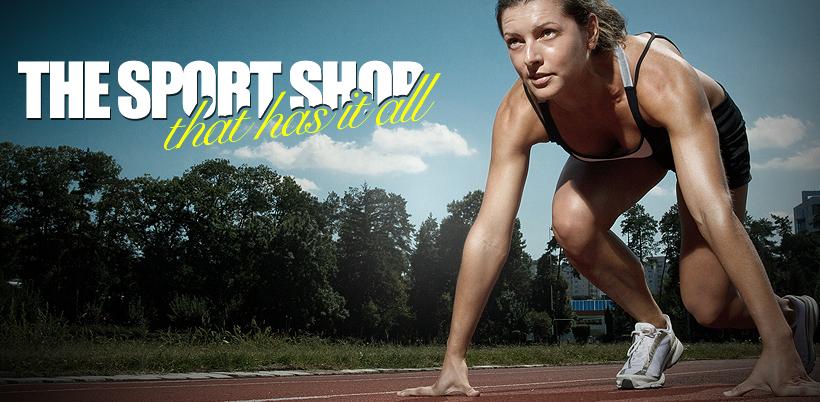 Магазин спортивных товаров MikellidesSports