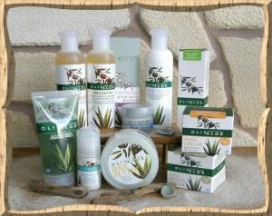 Оливковое масло для кожи и волос в Old Port