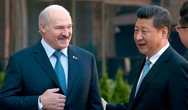 Подписан пакет соглашений между Белоруссией и Китаем