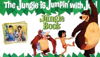 """Мьюзикл для детей """"Книга джунглей"""""""