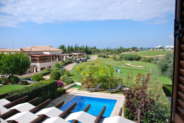 Мезонет с 2 спальнями и видом на гольф-поля