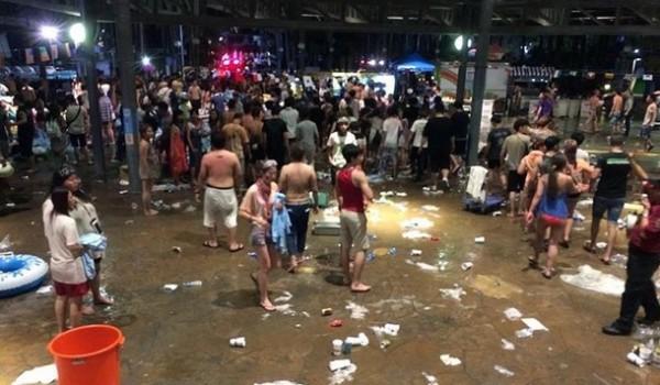 Взрыв на Тайване: число жертв превысило 500 человек
