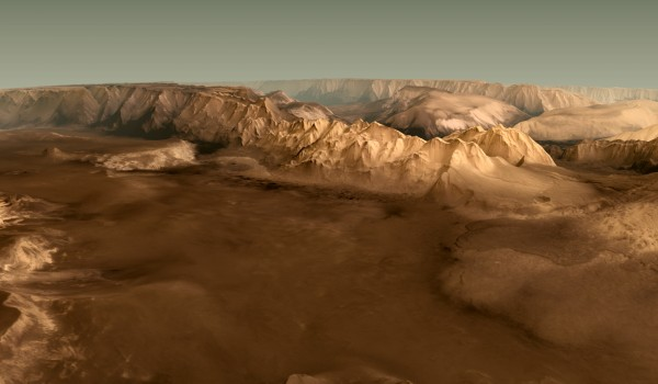 «Марсианский» эксперимент на Гавайях завершен!
