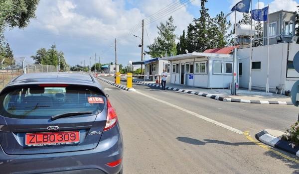 Новые правила пересечения границы на Кипре