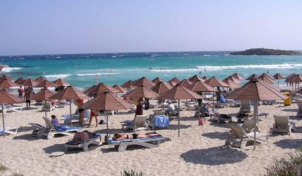 Спасение утопающих на Кипре