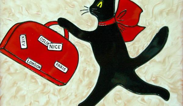 Кошка-путешественница: с Кипра в Великобританию