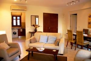 Квартира с 2 спальнями на первом этаже в «Афродайт хиллс»