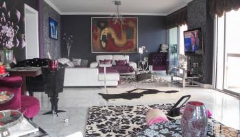 Просторная квартира на первой линии в Лимассоле