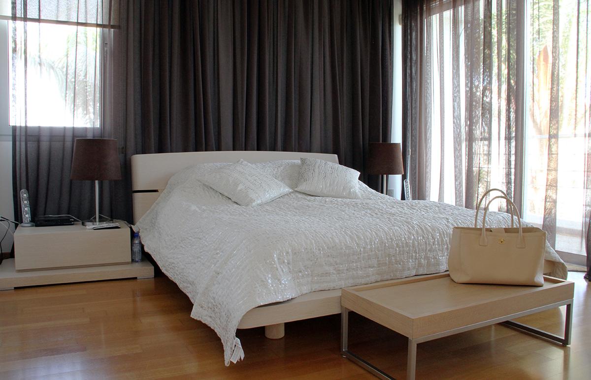 4-спальная вилла в центре туристической зоны Лимассола напротив парка