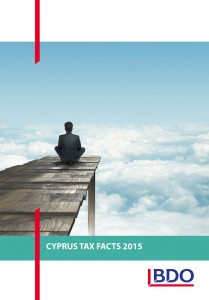 BDO Tax facts 2015