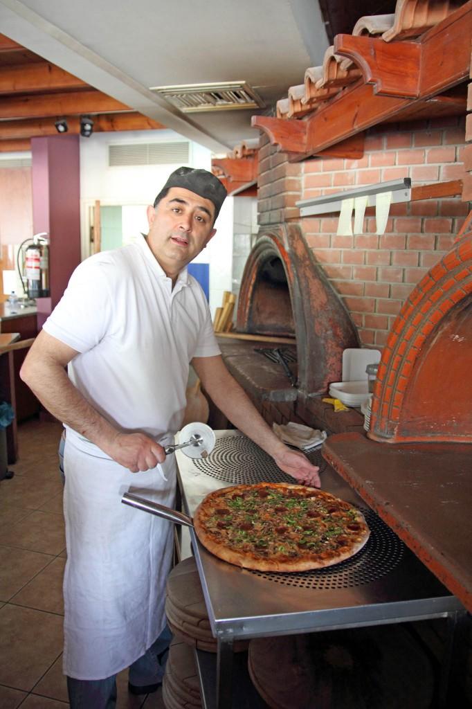 Пиццерия Pepperoni Pizza