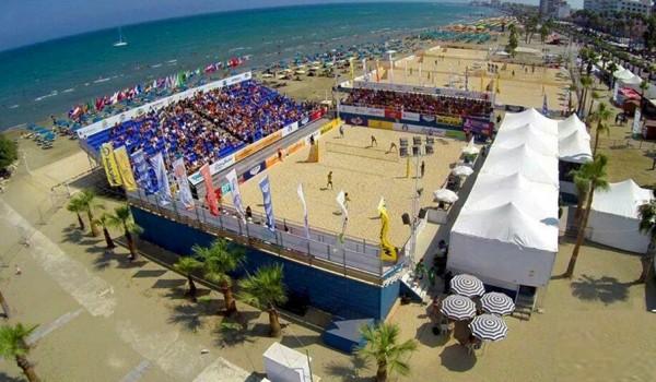 Чемпионат по пляжному волейболу среди команд европейских университетов