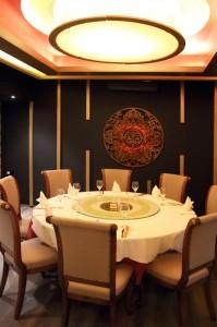 Интерьер ресторана Xiang Cong