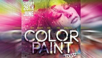 Color Paint Tour