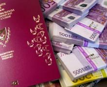 Euro & passport