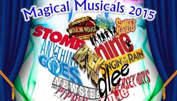 Волшебные мюзиклы 2015