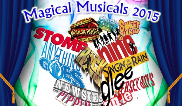 «Волшебные мюзиклы 2015»