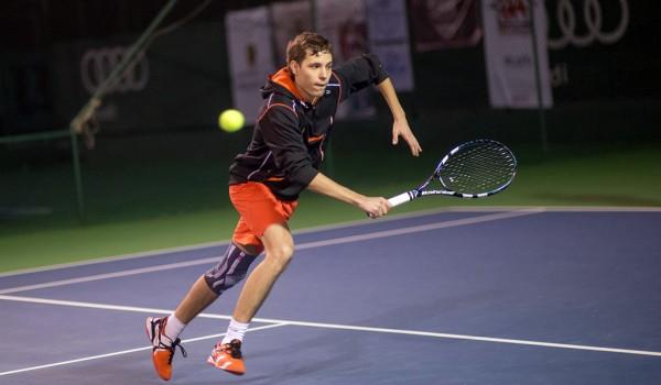 3-й теннисный любительский турнир в Лимассоле