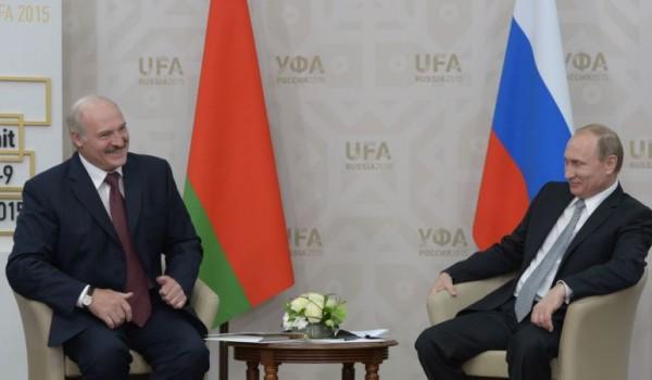 Белоруссия обратилась к России с просьбой