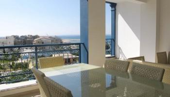 2-спальные апартаменты в новом комплексе на море