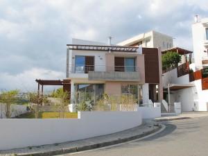 Вилла с 3 спальнями в новой туристической зоне Лимассола