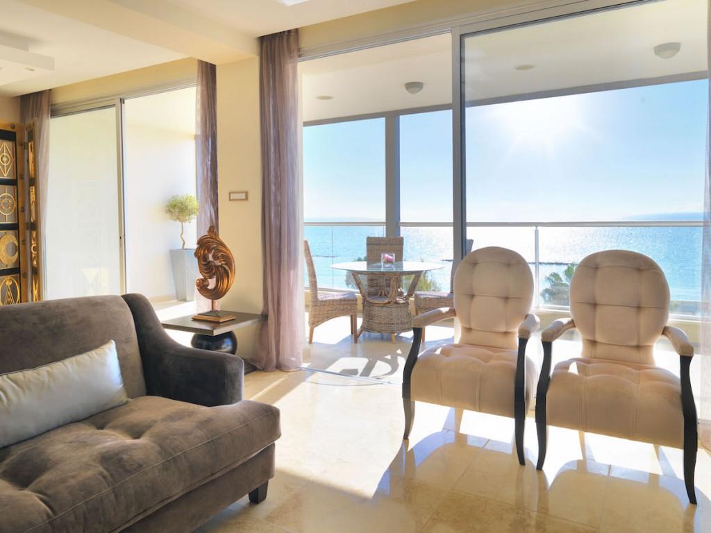 4-спальная квартира рядом с морем в Лимассоле