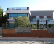 Интеллектуальный дом с 4 спальнями в Лимассоле