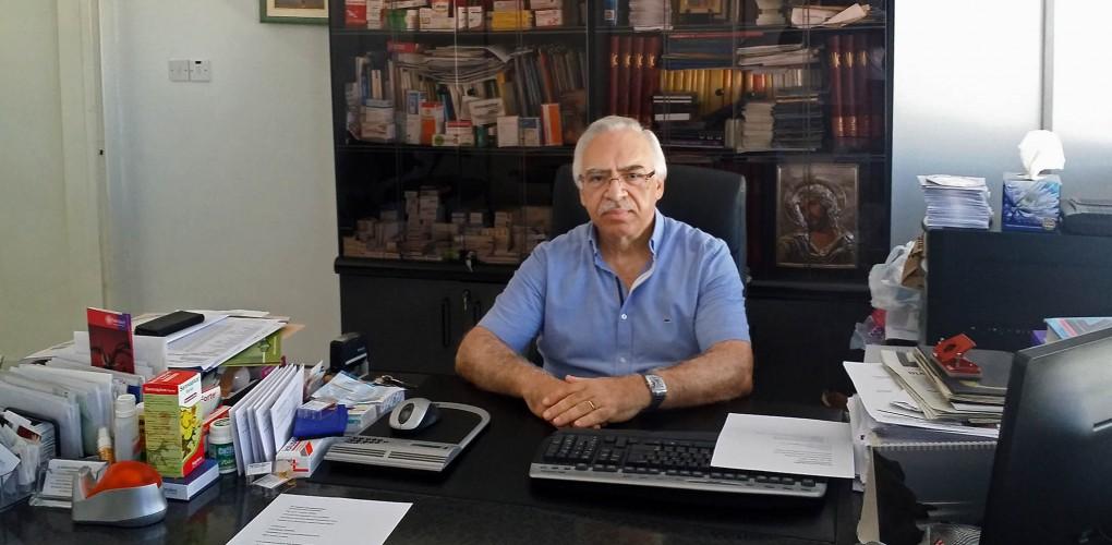 Доктор Костас Кристодулу (Costas Christodoulou)