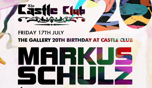 Markus Schulz в клубе Castle в Айя-Напе