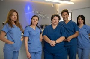Персонал стоматологической клиники Pashias Dental Clinic