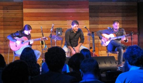 Концерт трио Rumba Attack в Пафосе